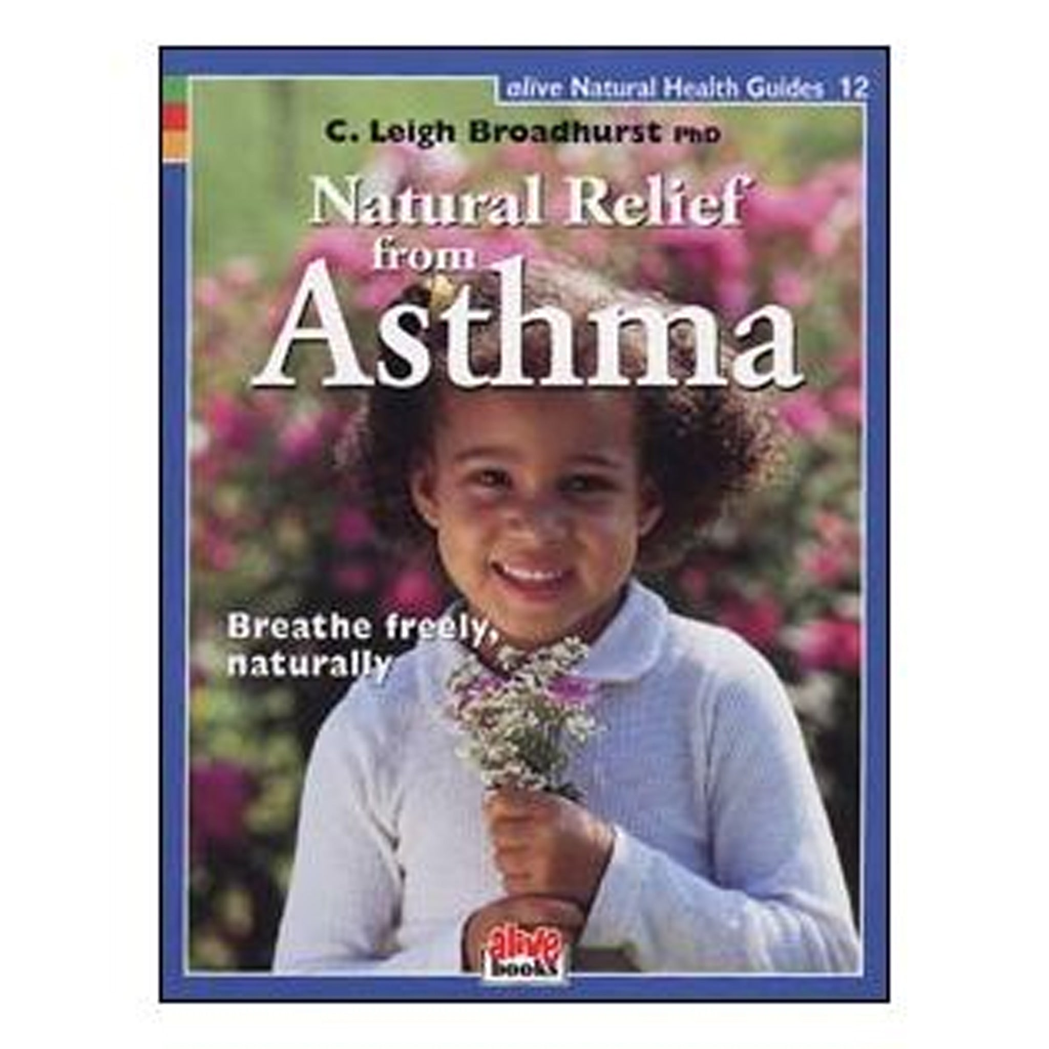 Natural Relief from Asthma, GPBLB02 - Tribest