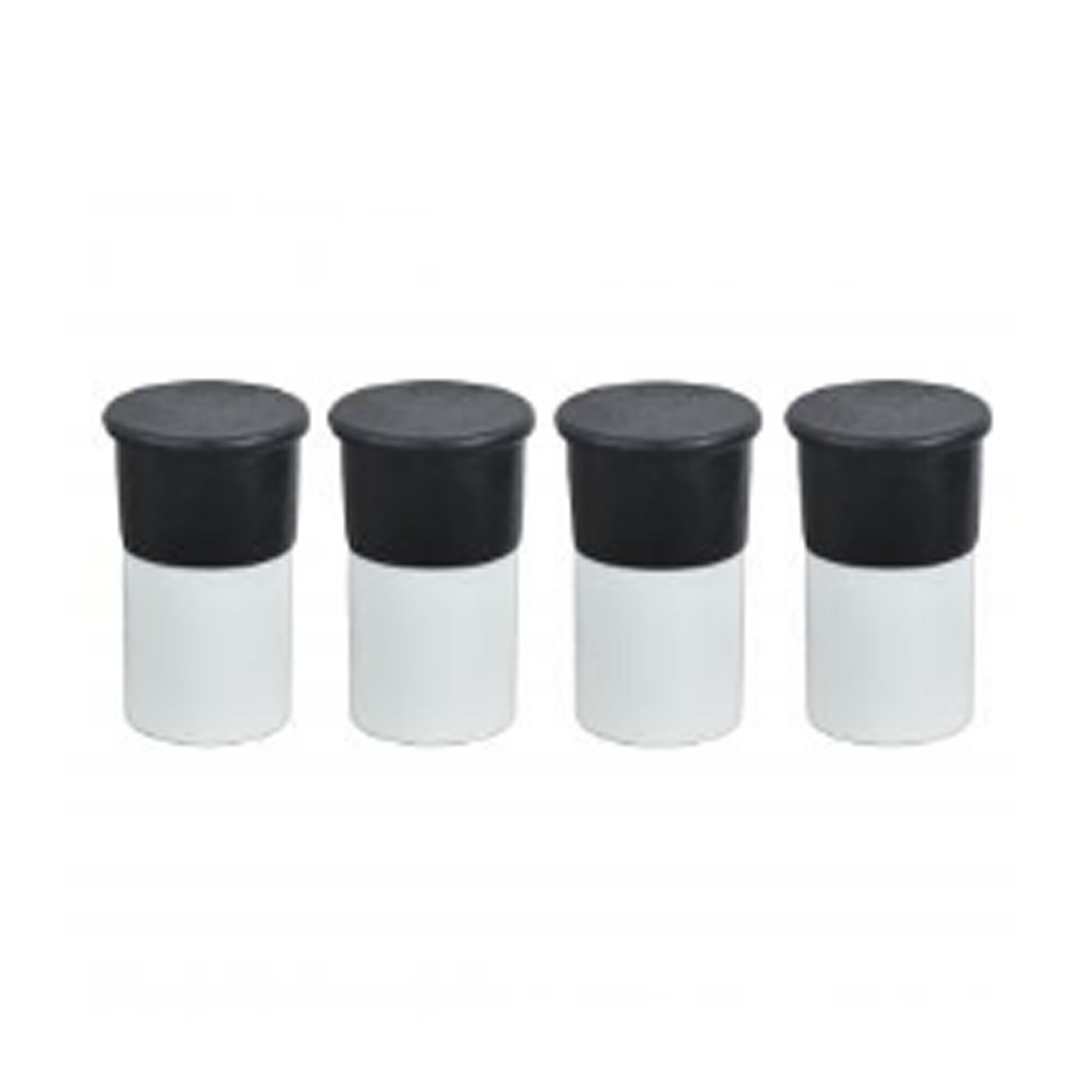 Wheatgrass Grower Black Feet (4-Piece Set)