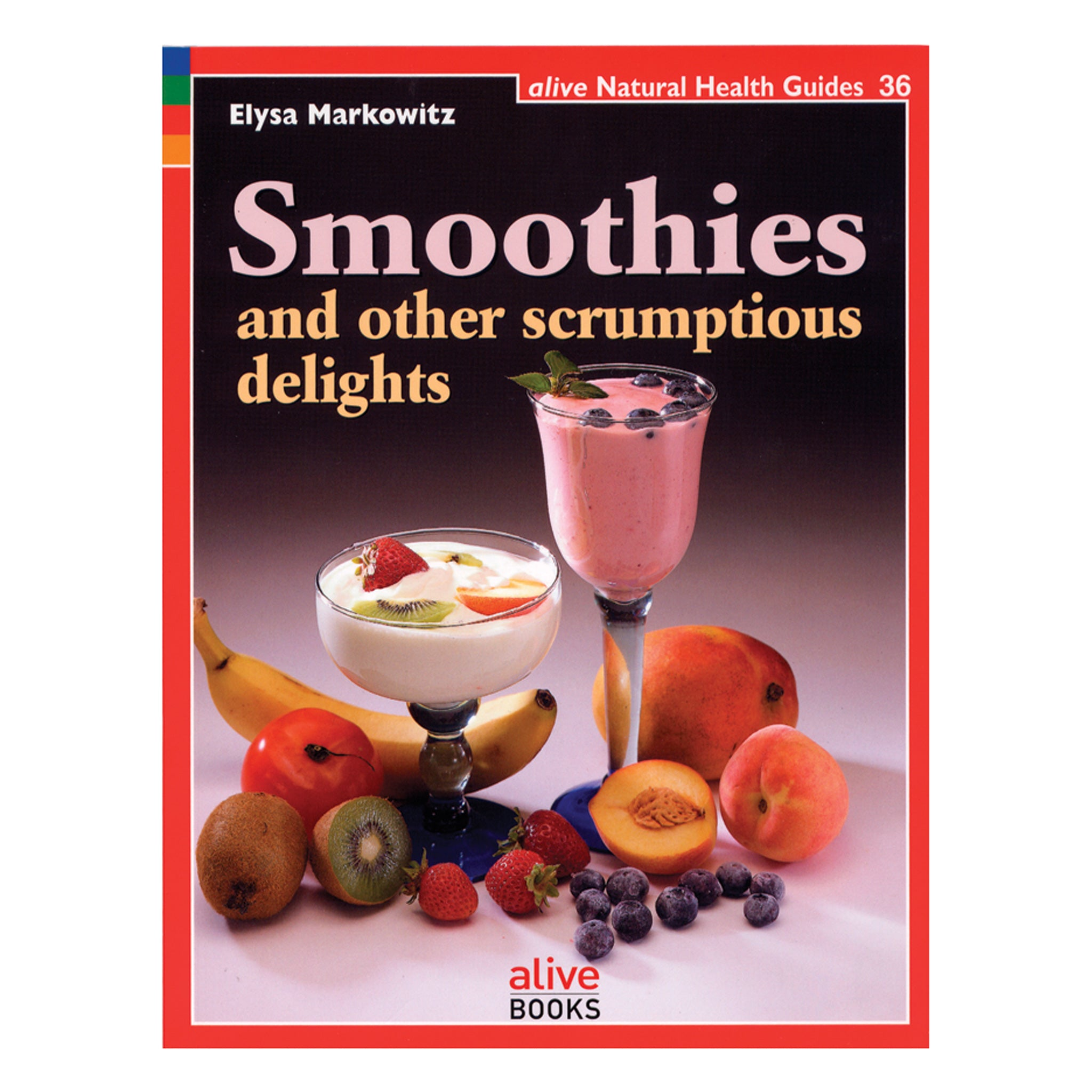 Smoothies and Other Scrumptious Delights - GPBEM03 - Tribest