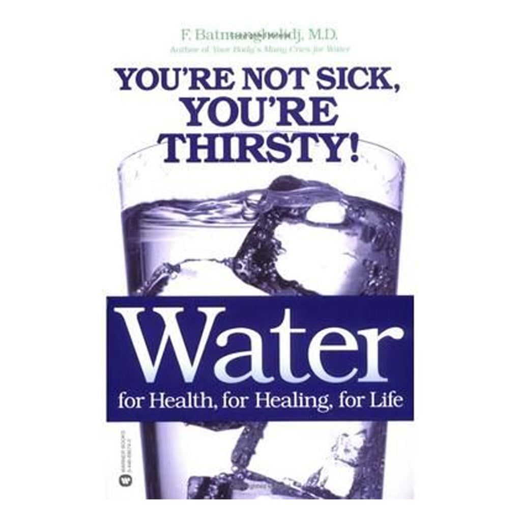 Water: for Health, for Healing, for Life, GPBFB02 - Tribest
