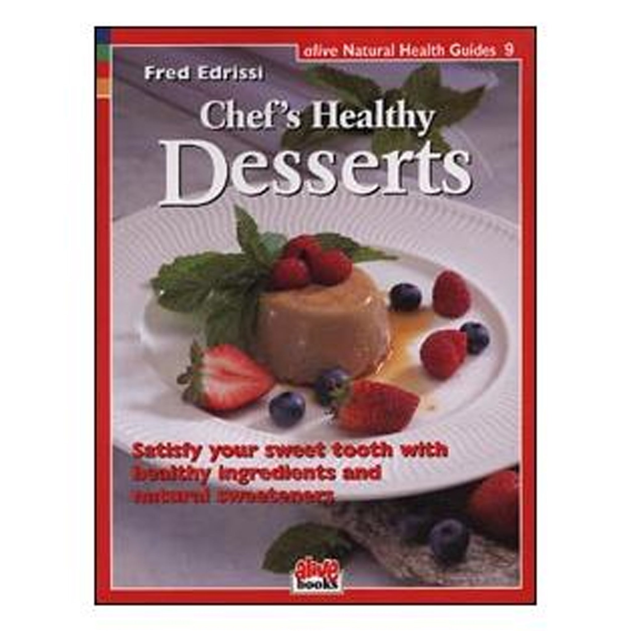 Chef's Healthy Desserts, GPBFE01 - Tribest
