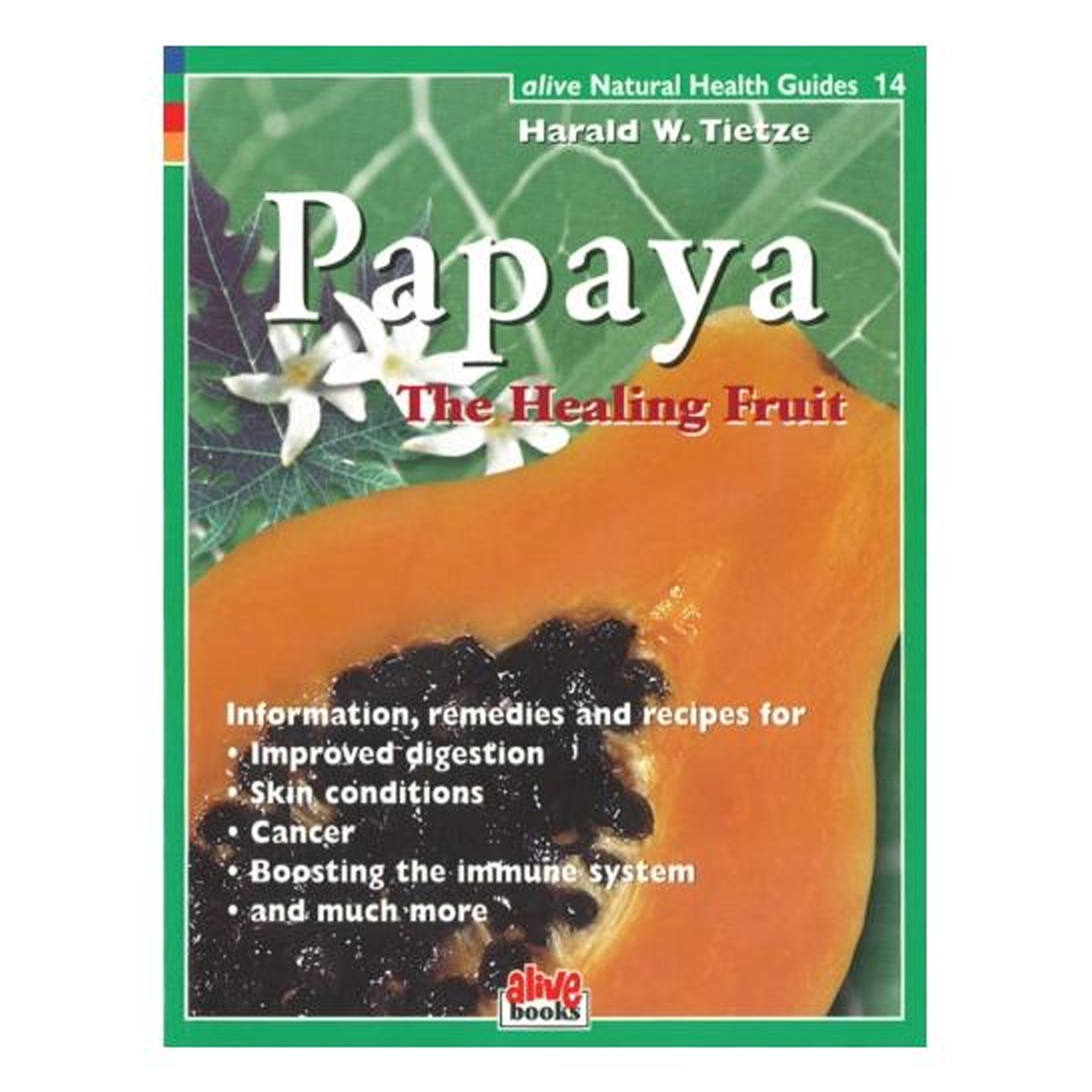 Papaya, The Healing Fruit, GPBHT01 - Tribest
