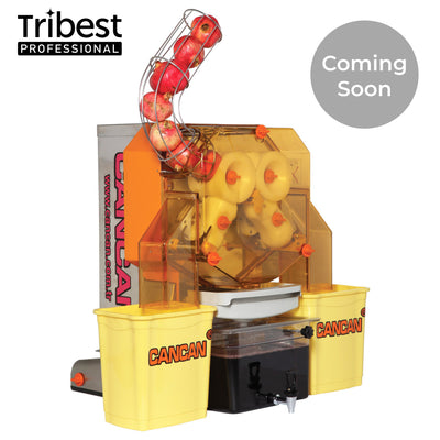 Tribest Professional Cancan Automatic Large Diameter Grapefruit and Pomegranate Juicer