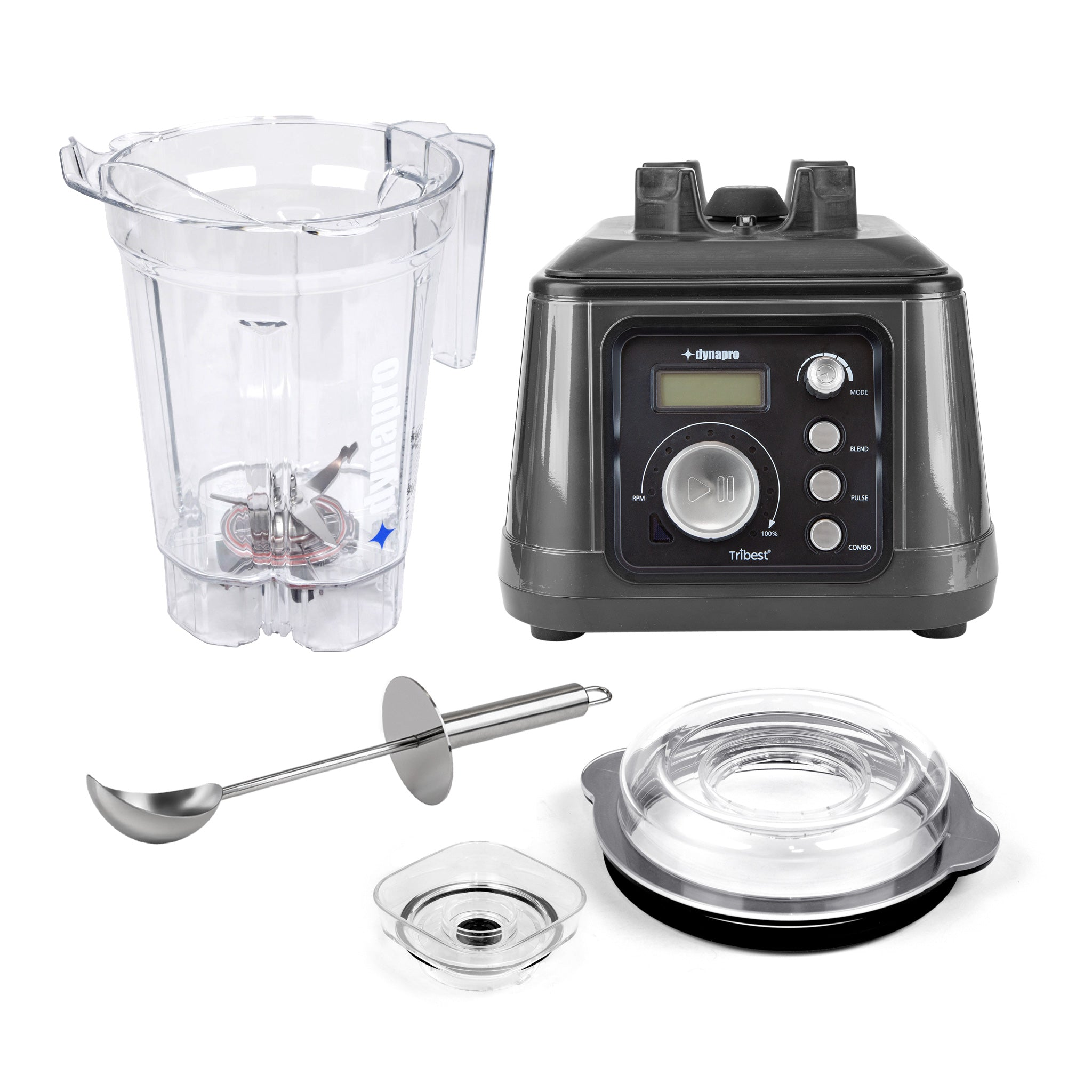 Dynapro® Commercial High-Speed Blender in Gray - Parts