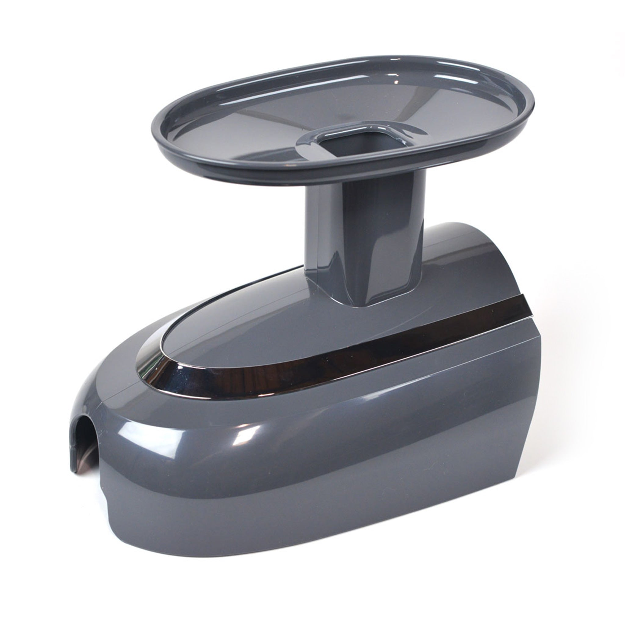 The Gray Safety Hood Assembly is compatible with Greenstar® Pro in Gray (GS-P502).