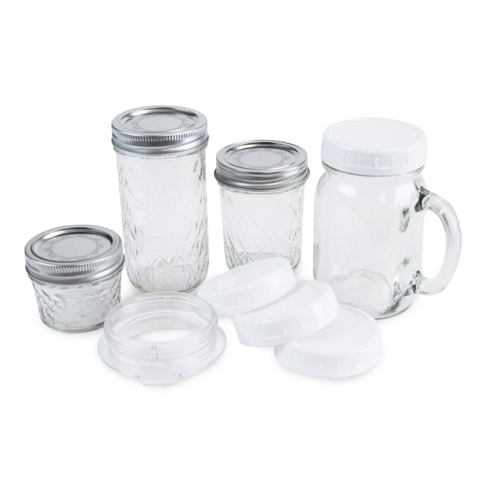 Personal Blender® Mason Jar Upgrade Kit