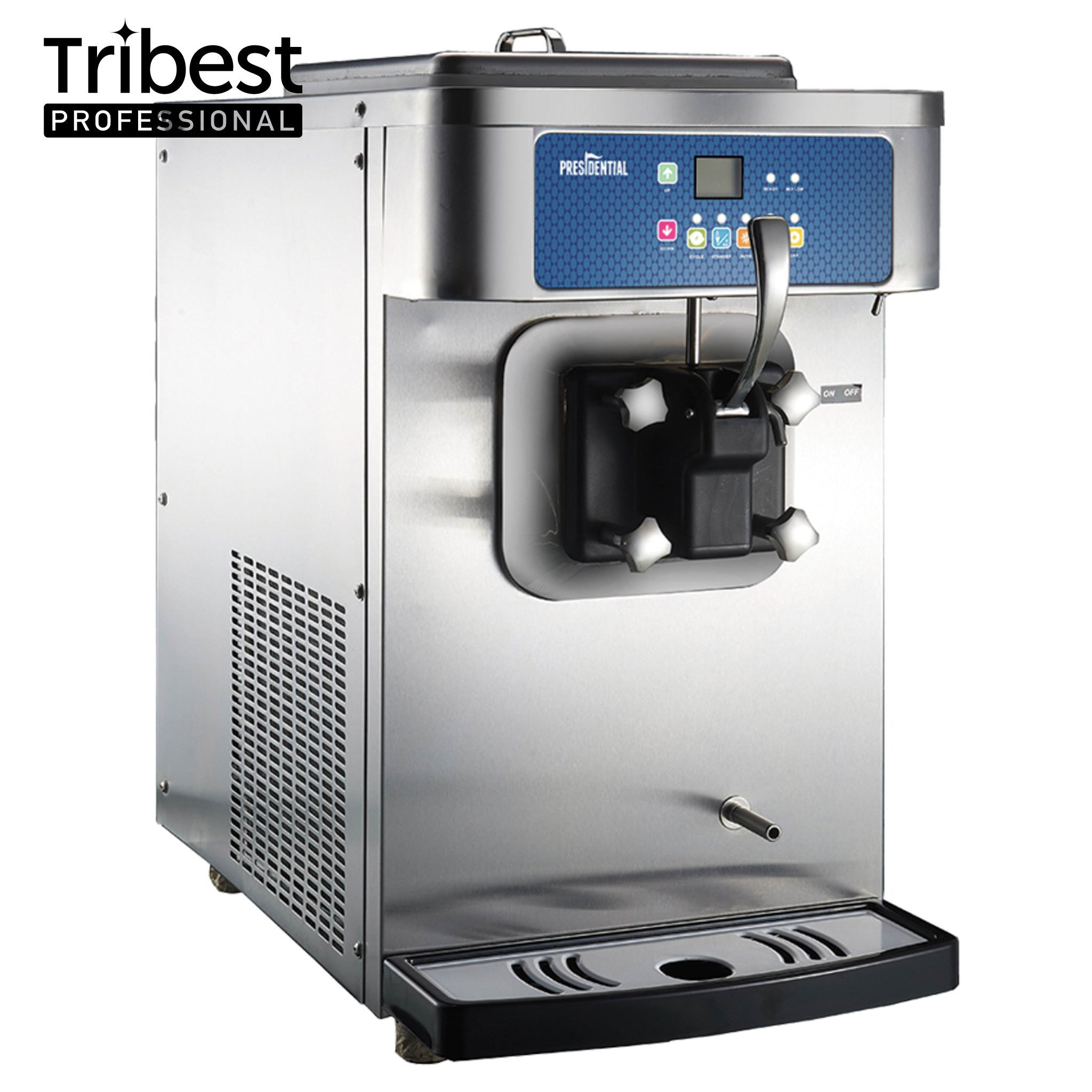 Tribest Professional Soft-Serve Countertop Machine - 1 Flavor
