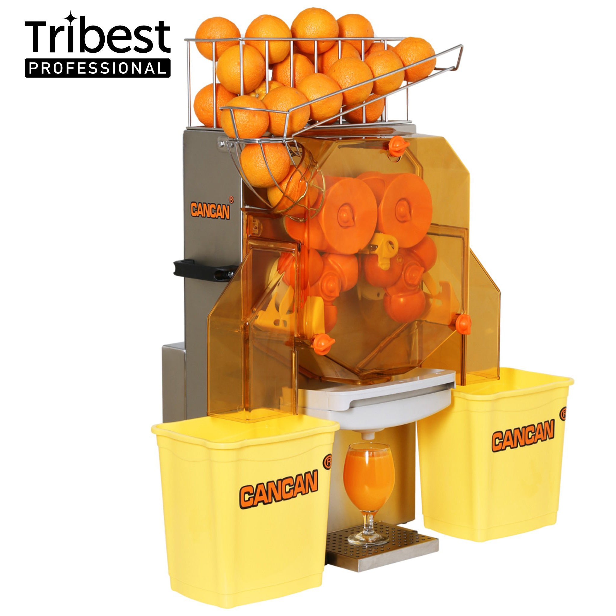 Tribest Professional Cancan Automatic Orange Juicer