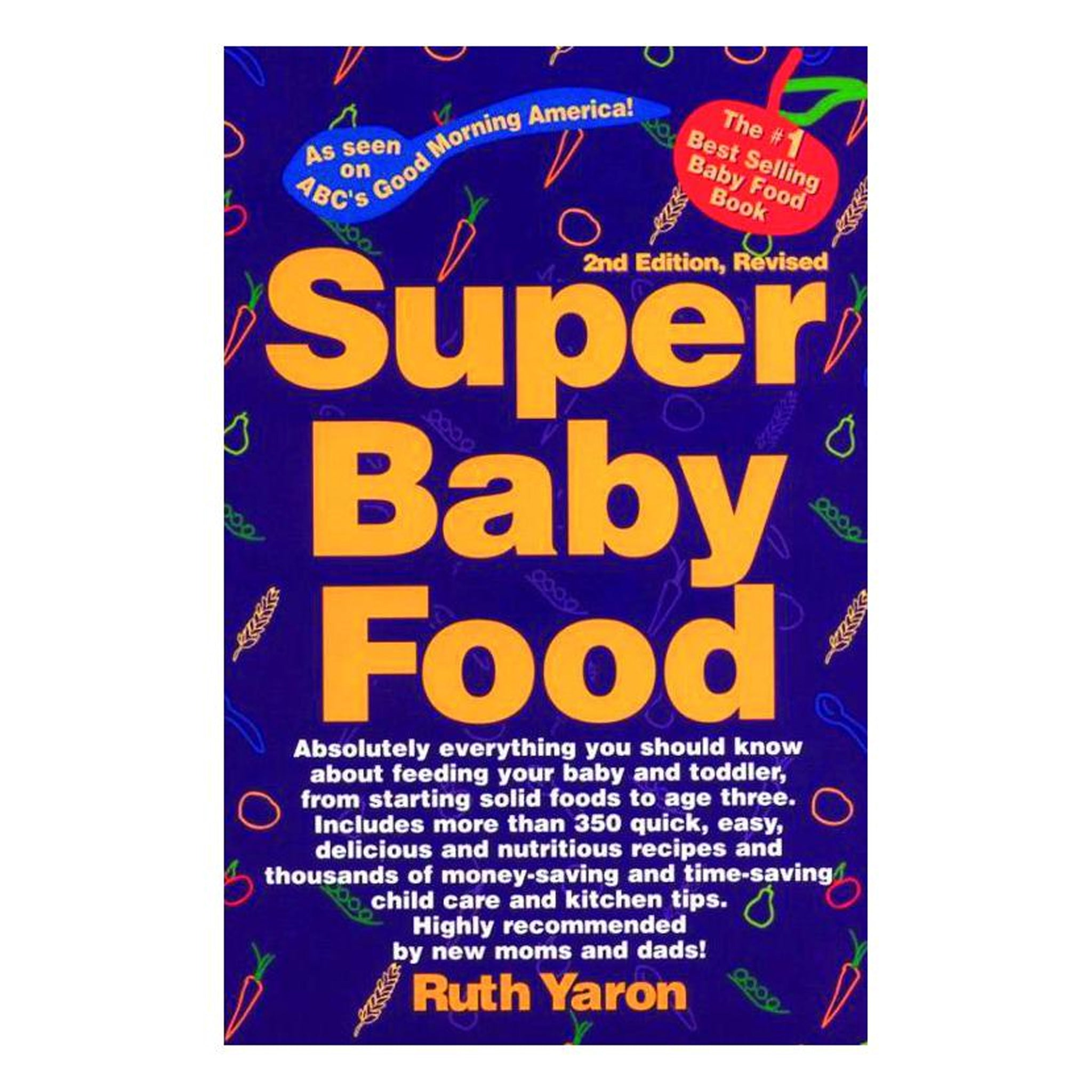 Super Baby Food, GPBRY04 - Tribest