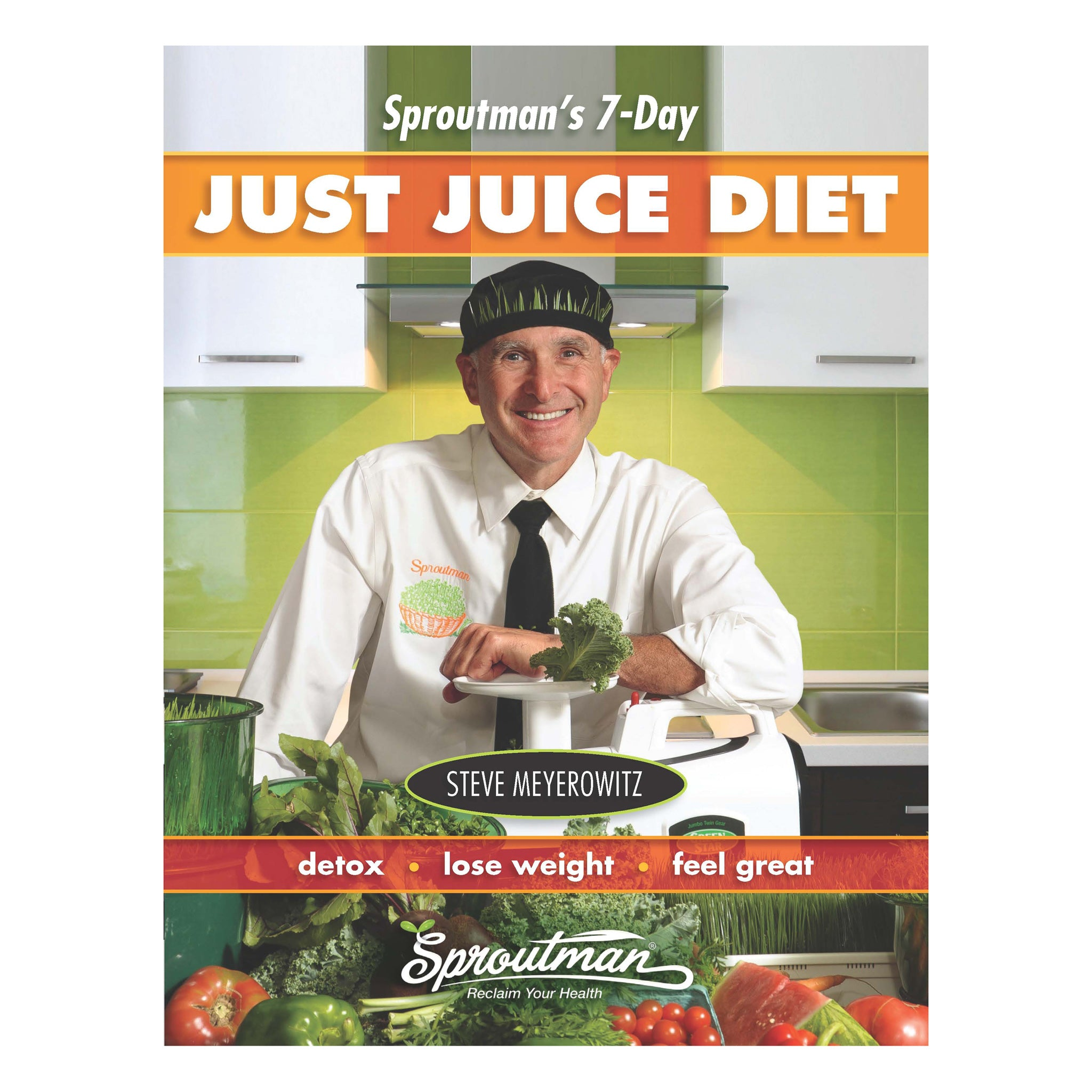 Just Juice Diet, GPBSM09 - Tribest