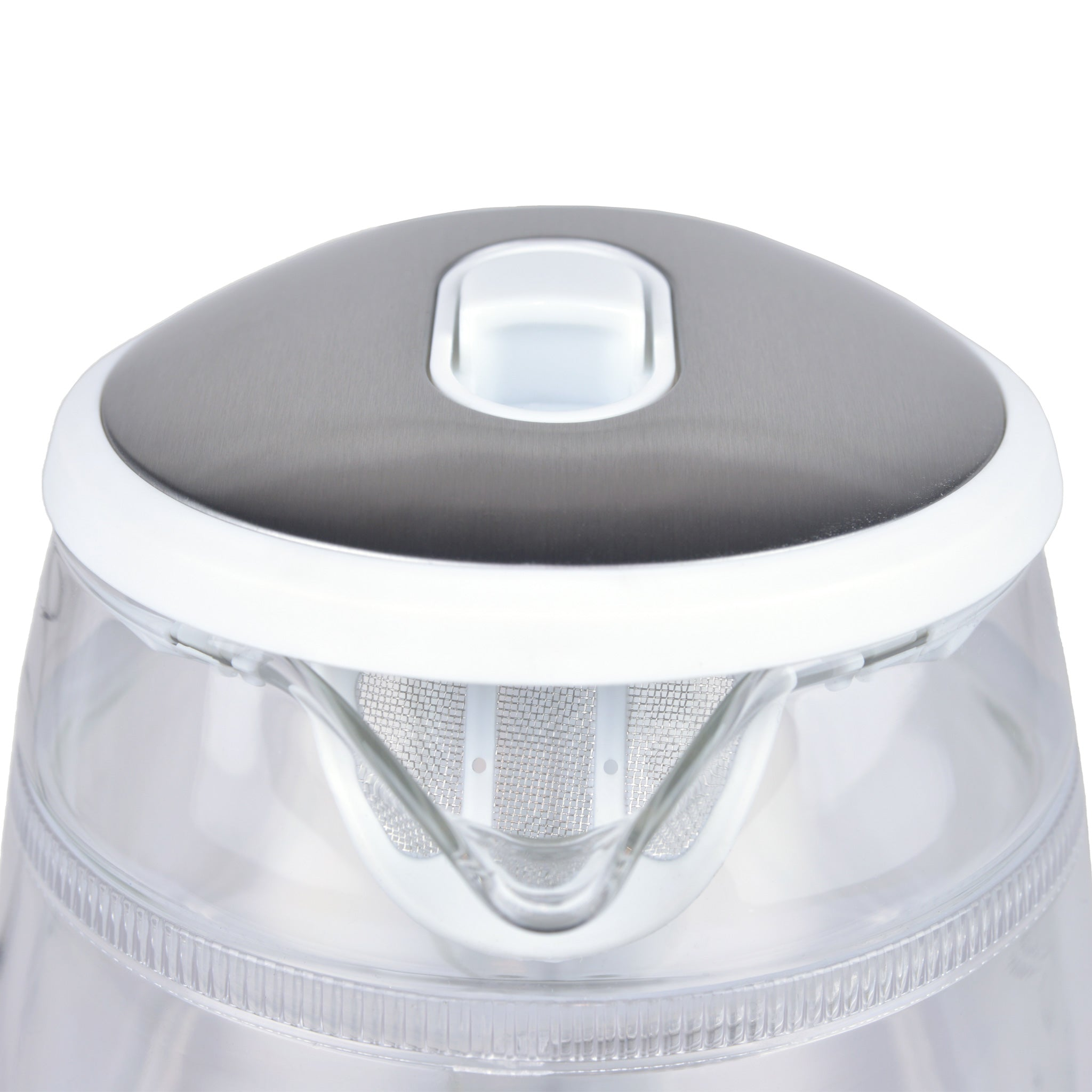 Raw Tea Kettle® Glass Electric Water Kettle GKD-450-B - Filter - Tribest