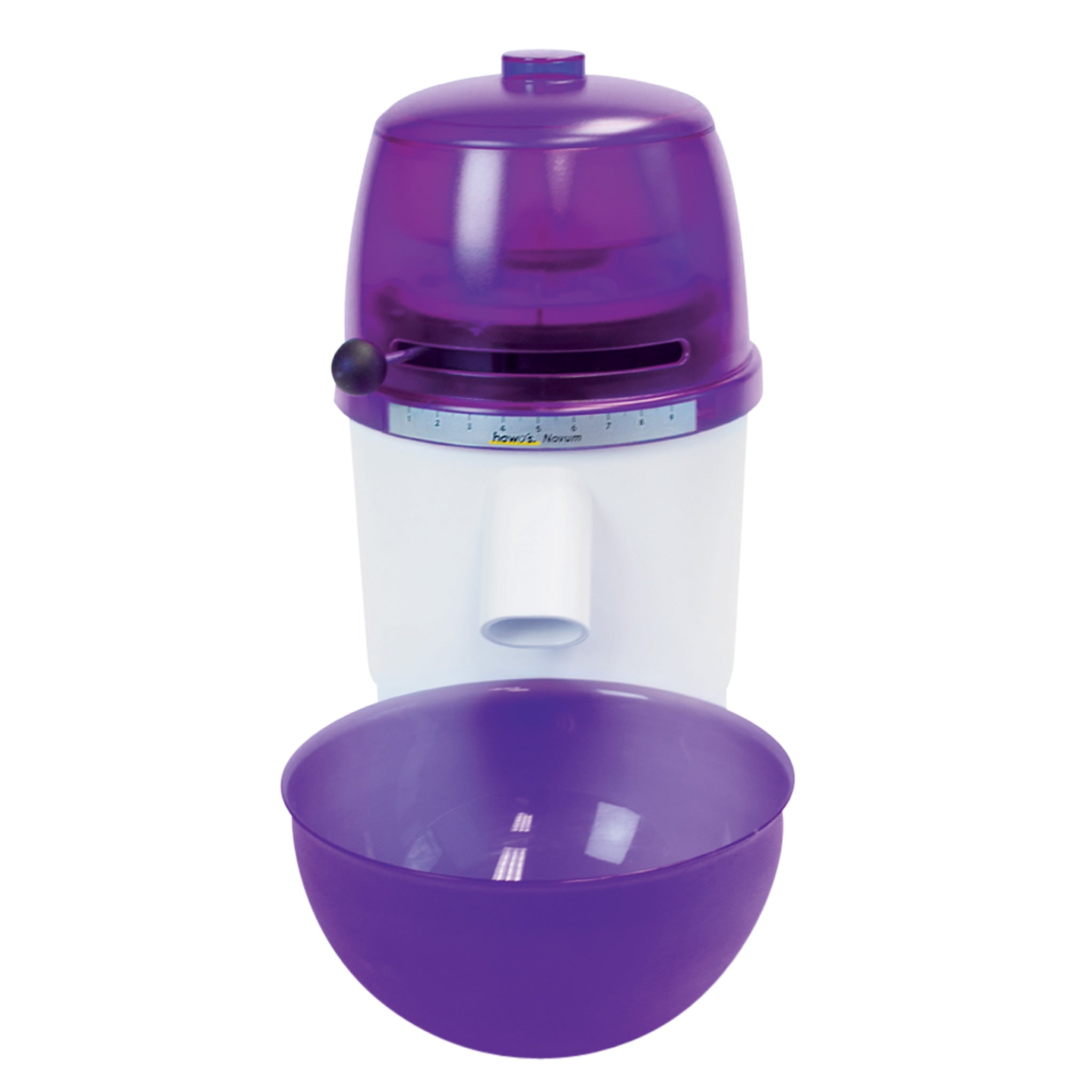 Novum Grain Mill in Purple HMNOPW - Tribest