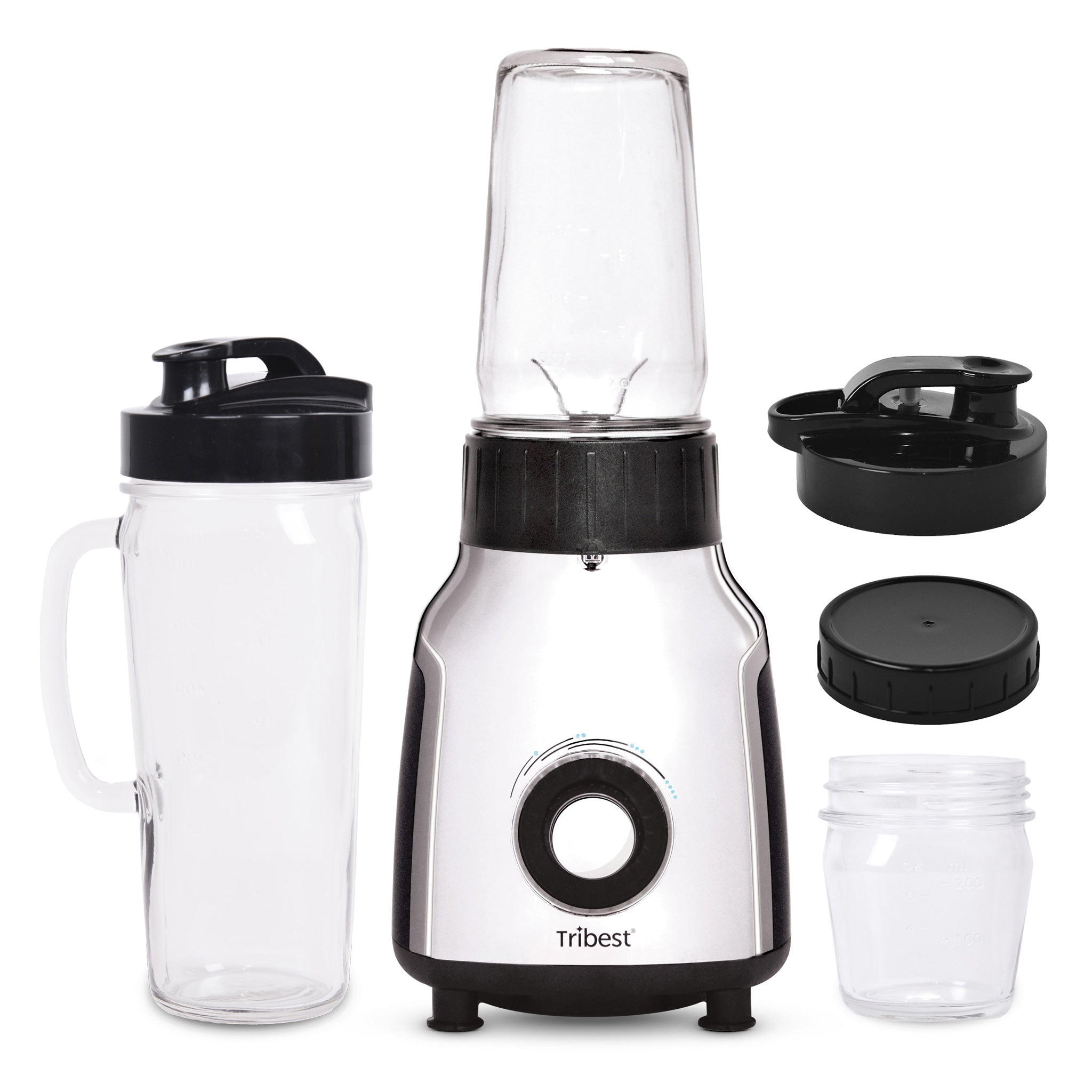 Glass Personal Blender Single-Serving Blender PBG-5050-A - Tribest