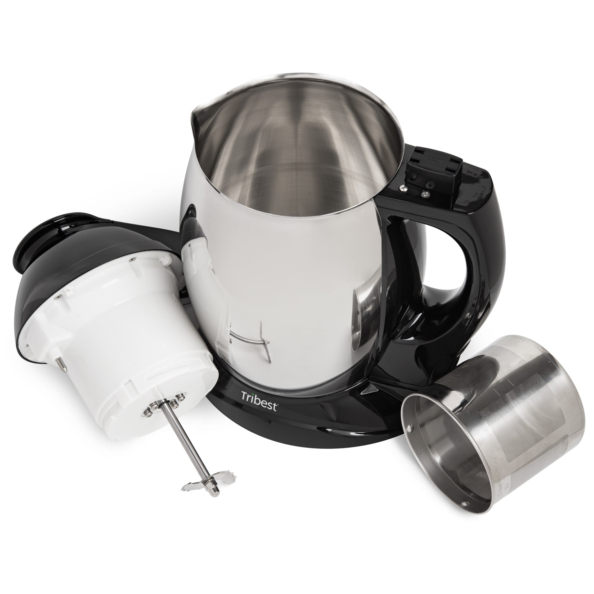 Soyabella Automatic Nut & Seed Milk Maker in Black SB-130-B -Parts - Tribest