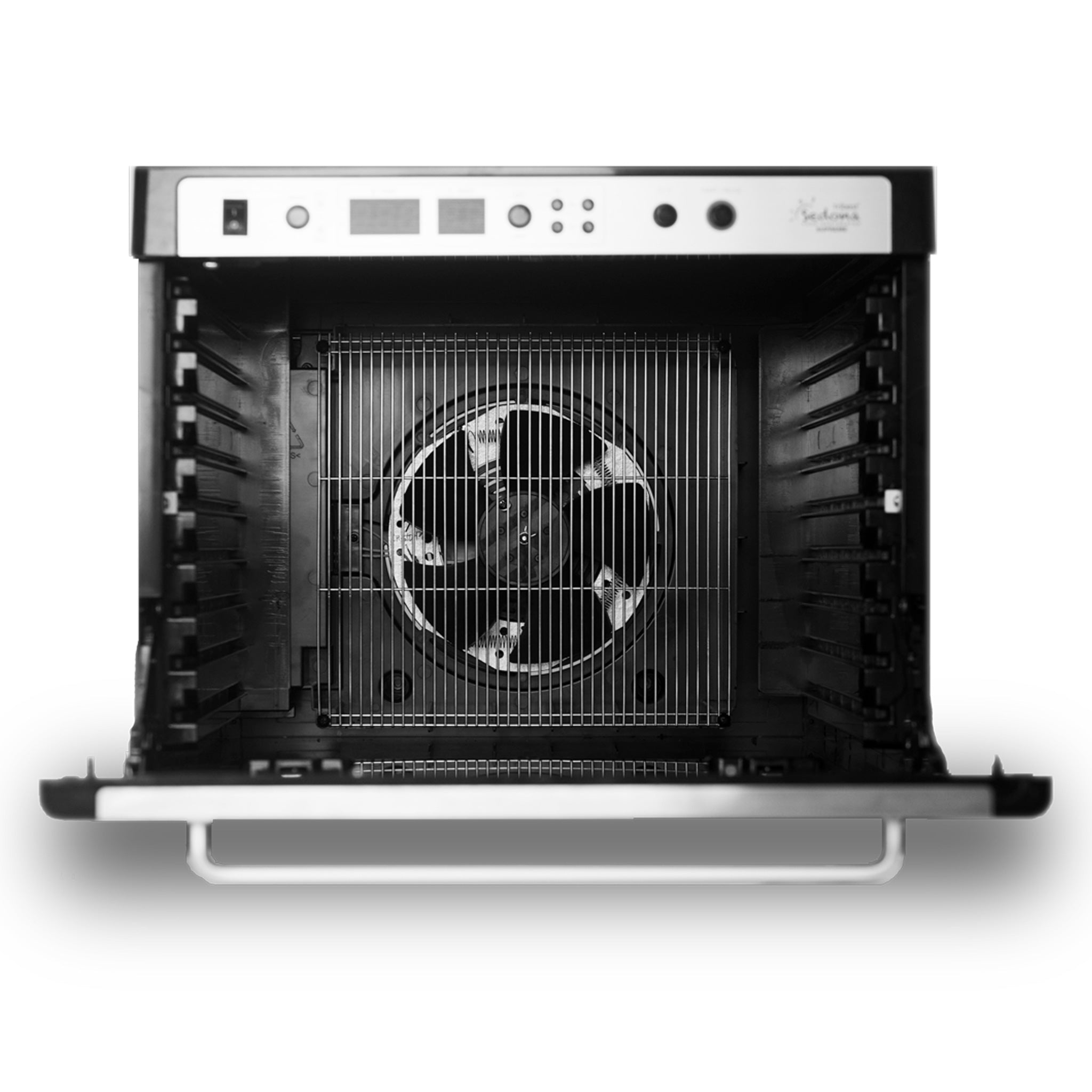 Sedona Supreme Commercial Food Dehydrator with Stainless Steel Trays SDC-S101 - Central Fan - Tribest
