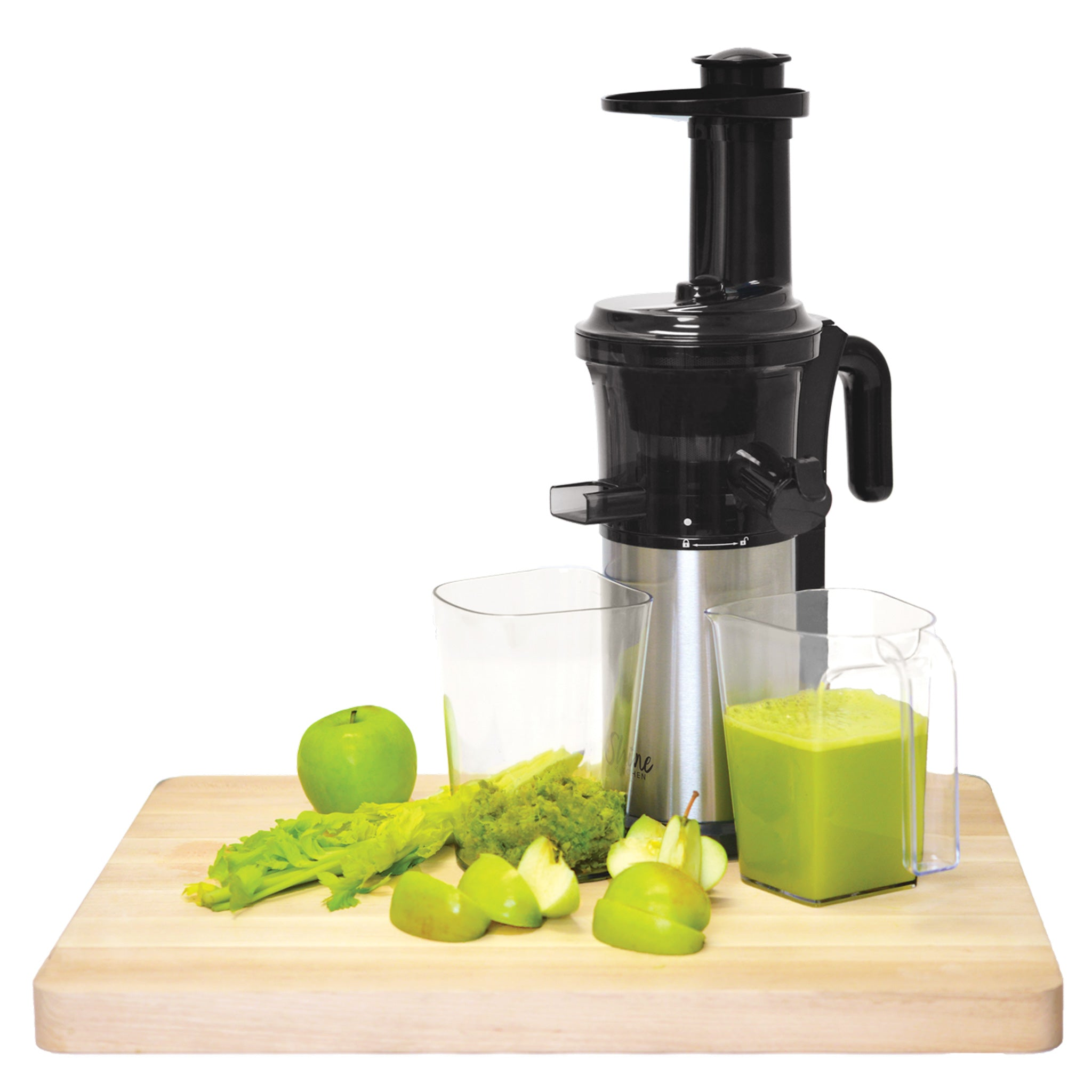 Shine Kitchen Co. Cold Press Vertical Slow Juicer SJV-107 - Tribest