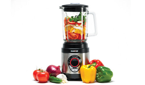 Zero Contact with Plastic - Dynablend Clean Blender