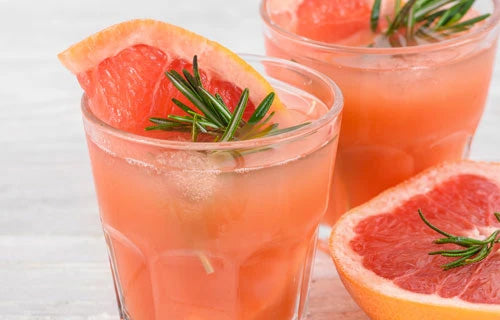 Grapefruit Cleansing Cocktail