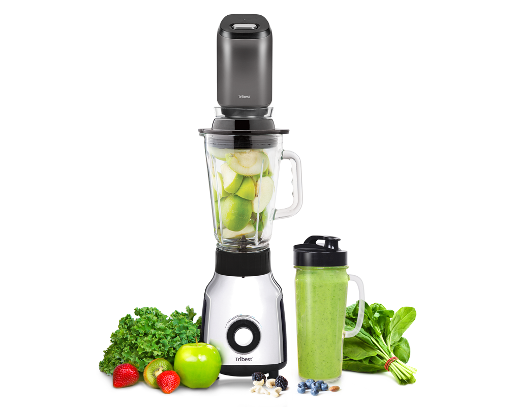 Glass Personal Blender® with Vacuum
