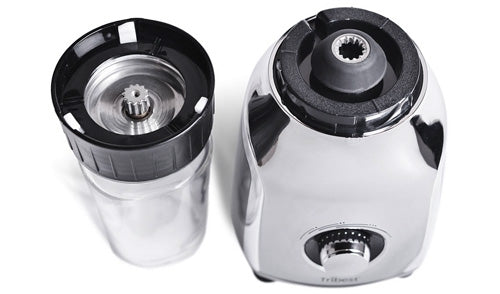 Stainless Steel Coupling - Glass Personal Blender