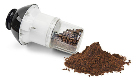 Converts into Coffee Grinder - Soyabella® Automatic Nut & Seed Milk Maker