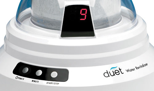 Easy to Use - Duet® Water Revitalizer