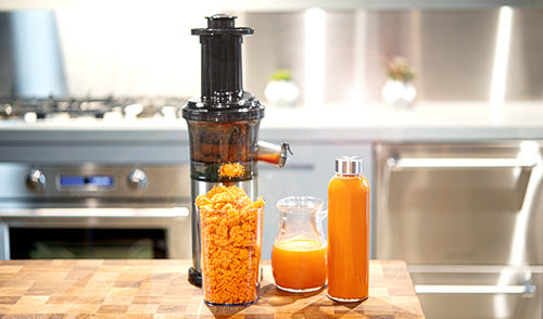 Simple & Powerful - Shine Kitchen Co. Cold Press Vertical Slow Juicer