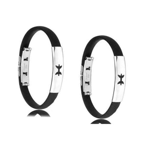 Silver Plated Horoscope Bracelet