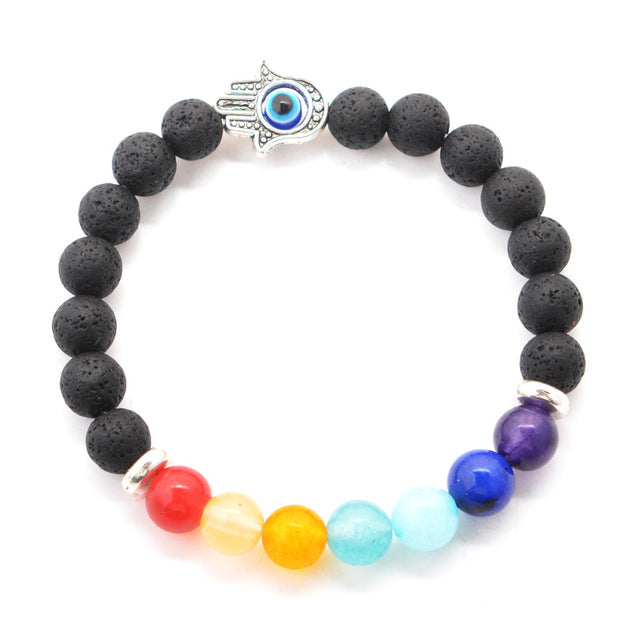 Hand of Power Chakra Bracelet