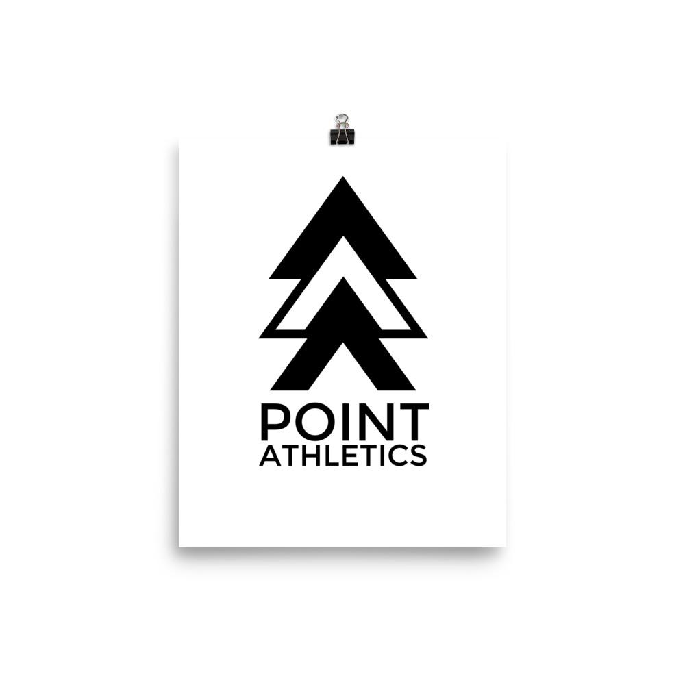 Point Athletics Poster - Point Athletics