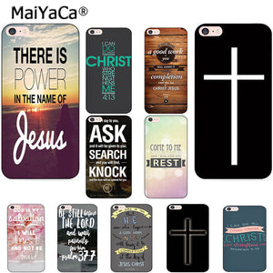 Christian Phone Case for Apple iPhone