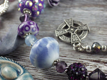 Celtic Goddess Arianrhod Pagan Prayer Beads