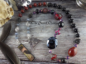 Norse God Odin Pagan Prayer Beads