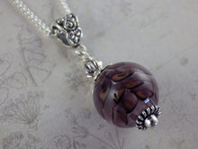 Witch's Ball Talisman, Scrying Necklace