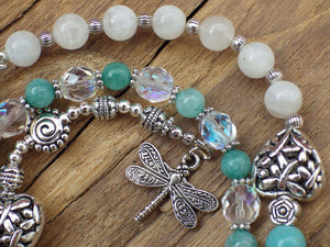 Norse Goddess Freya Pagan Prayer Beads