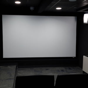 Projector Screen Setup
