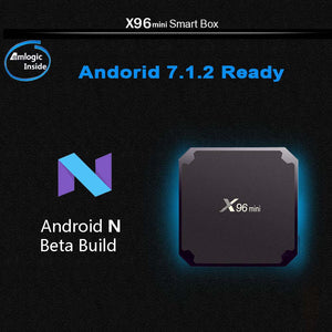Basic Android 7.1 TV BOX
