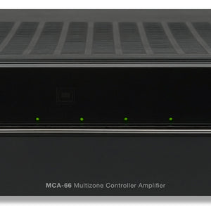 Russound MCA-66 6 Zone, 6 Source Controller Amplifier