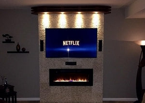 Fireplace TV Wall Mounting
