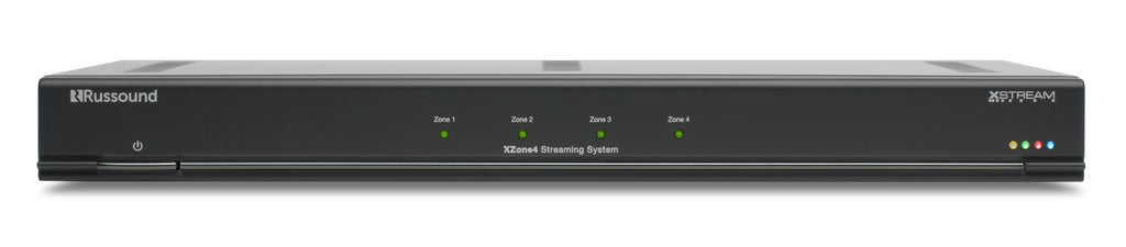 Russound XZone4 4 Stream, 4 Zone Audio System