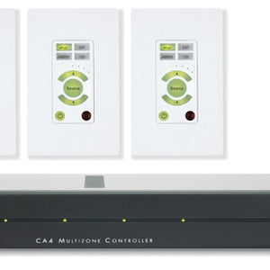 Russound CA4 Multi-zone Controller System Kit with CA4-KP