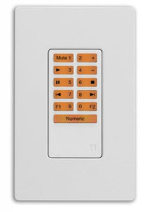 Russound KPSC Optional Source Control Keypad for KP6 or KPL