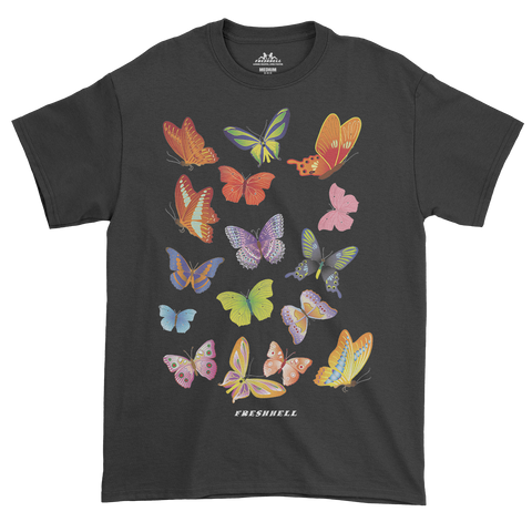 Butterfly Baby Short Sleeve T-Shirt