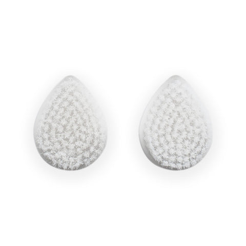 Tear Drop Pore Cleansing Brush 2/pack