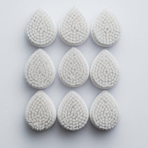 DermaNew Tear Drop Pore Cleansing Brushes