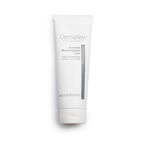 DermaNew-Accelerated Microdermabrasion Cream-Scrub