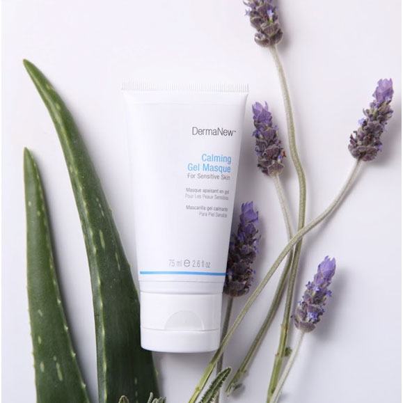 DermaNew Calming Gel Masque