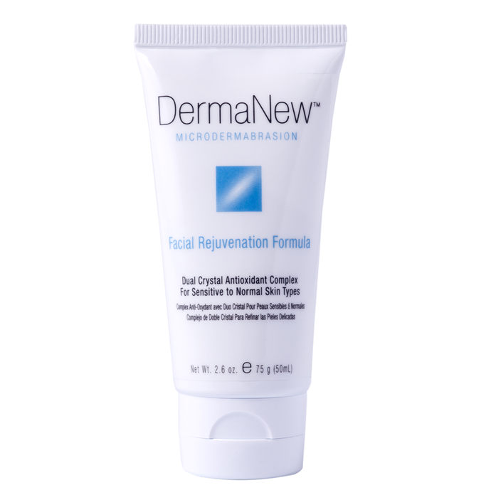 The DermaNew Facial Rejuvenation Formula