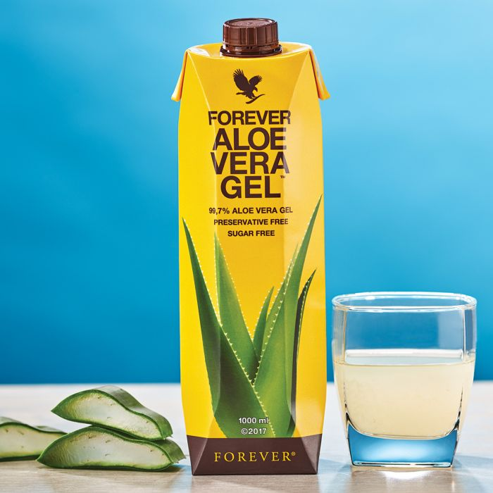 Forever Aloe Vera Gel drink for Immunity recommended for skin, hair an -  NOVALUXSTYLE