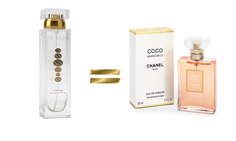 Perfume 20 Essence Interpretation Off Chanel Coco Mademoiselle